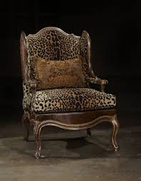 cloth chairs furniture. love my leopard chair high end furniture bernadette livingston is simply the best in luxury and hom cloth chairs