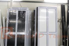 we have our factory and a team of ion workers in singapore to ensure that our aluminium bi fold doors produced in quick around time for our clients