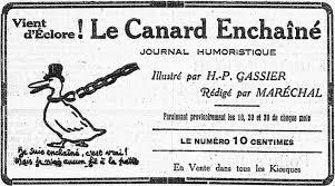 10 septembre 1915 : Premier numéro du Canard Enchaîné Images?q=tbn:ANd9GcRhknIboG_0c-_8lxelH-yd2HjHldkTsnte1AEMg9blMJL8yn2L