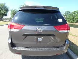2013 Used Toyota Sienna 5dr 7-Passenger Van V6 L FWD at Central ...