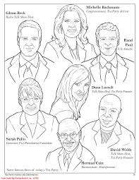 famous faces of today s tea party the tea party is inclusive