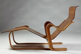 marcel breuer long chair 1936 modernity