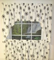 Red Swag Kitchen Curtains Valances Swags Window Toppers Thecurtainshopcom