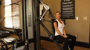 How To Use The Precor S3 45 Chest Station