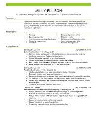 worker resume sample construction worker resume sample examples construction resume example resumes for construction companies resume for construction superintendent examples resume template for construction