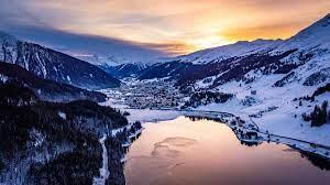 Switzerland Winter - 1920x1080 ...