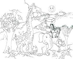 animals coloring pages for toddlers zoo animals coloring page coloring pages zoo animals zoo animals coloring animals coloring pages for toddlers