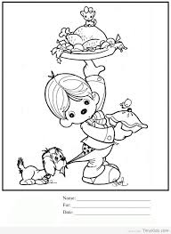 precious moments thanksgiving coloring pages