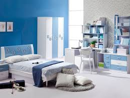 blue bedroom colors. Fine Bedroom Simple Bedroom Design With Blue Theme And Colors O