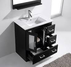 white single sink bathroom vanities. Stylish Avola 30 Inch Modern Single Sink Bathroom Vanity Espresso Finishes Vanities Wide Prepare White