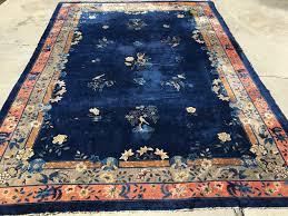 carpet 15 x 15. 1900\u0027s antique hand-knotted chinese peking carpet 15 x