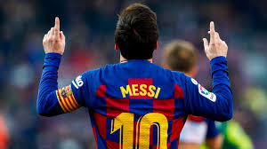 La marca messi es un reflejo directo de las cualidades que demuestra leo messi dentro y fuera del campo de juego. Fc Barcelona Lionel Messi Verbucht Gegen Sd Eibar Den 1000 Scorerpunkt Fussball News Sky Sport
