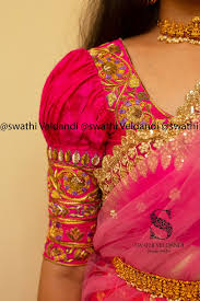 Gopi Saree Design Pin By Msl Neeraja On Design Blouse Blouse Designs Silk