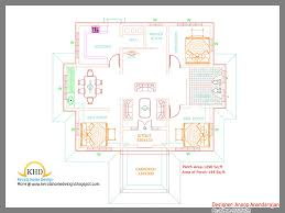kerala style 4 bedroom home plans new single floor 3 bhk house plans 1 story house