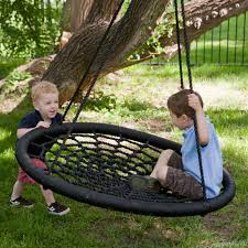 Wish I had one of these when I was a kid! - Swing and Spin