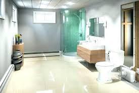 installing bathroom in basement up flush shower toilet up flush basement bathroom toilet basement with basement
