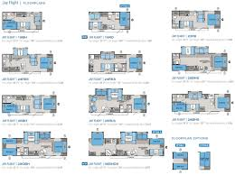 2016 jayco jay flight travel trailer floorplans