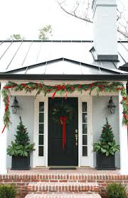 Christmas Window Box Decorations to Decorate Christmas Window Boxes and Outdoor Garland 78