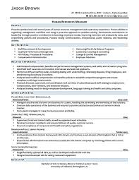Human Workplace Resume Example Best Of Human Resources Resume That Represents Your True Skill And Abilities