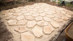 patio pavers. Interesting Patio Pavers For Your Design Idea: DIY Backyard Natural Cozy H