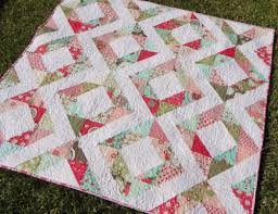Quilts Made with Charms - Quilting Gallery /Quilting Gallery & Fresh Diamonds Adamdwight.com