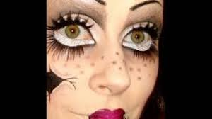 psycho doll makeup