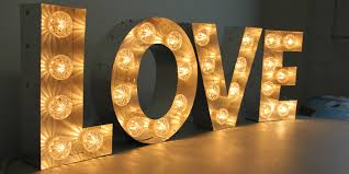 lighted letter signs. Lighted Letter Signs A