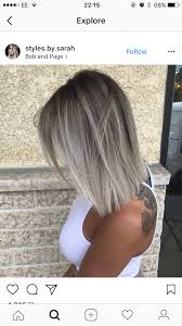 Trendy Hair Highlights Shoulder Length Haircuts