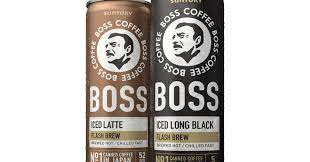 Full of grade a caffeine with a little milk and a hint of sweetness. Suntory Boss Coffee To Launch In Australia Beanscene