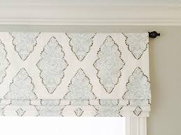 faux roman valance. Plain Valance Faux Fake Roman Shade Valance With Lining Monroe Snowy White Blue In S