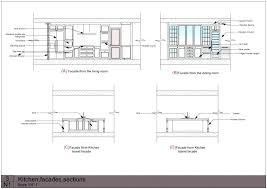 best house plans design ideas for home plan section elevation images on farnsworth sections elevations