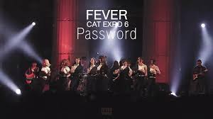 FEVER - Password [with live band] @ CAT EXPO 6 - YouTube