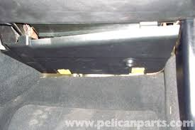 bmw e39 5 series glove box removal 1997 2003 525i 528i 530i there is a lower panel underneath the glove box in the foot well area