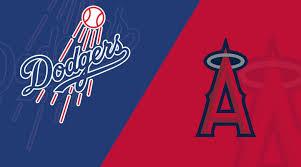 Los Angeles Angels Depth Chart Los Angeles Angels Vs Los Angeles Dodgers 6 11 19 Starting
