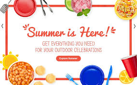 summer is here get everything you need for your outdoor celebrations explore summer