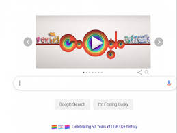 Pride Day Google Celebrates 50 Years Of Lgbtq Community With A
