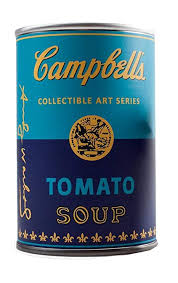 Amazoncom Kidrobot Andy Warhol Campbells Soup Blind Can Figure