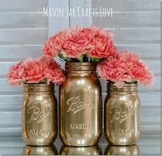 how to spray paint mason jars mason jar crafts love
