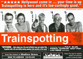 why trainspotting is the greatest film of all time ford on film image