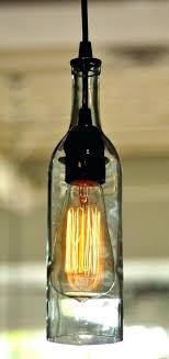 lamp kits for bottles excellent creative of wine bottle light fixture chandelier wine bottle for wine