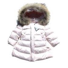 Moncler Baby Girls Paule Down Coat