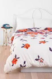 fl garden white duvet cover for urban outfitters prepare 12