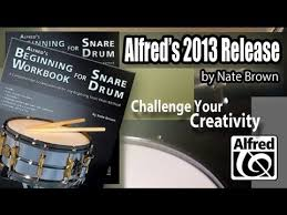 Chart Topping Drum Fills Pdf Alfreds Beginning Workbook For Snare Drum By Nate Brown