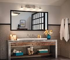 Structures Collection - Kichler bathroom lights