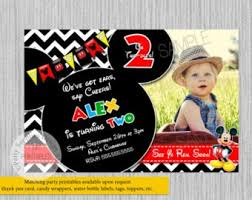 Make Your Own Mickey Mouse Invitations Create Your Own Mickey Mouse Invitations Eyerunforpob Org