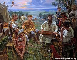 Обряды и обычаи в творчестве композиторов Фольклор из древности