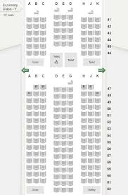 Airbus A350 900 Seating Chart Where To Sit In Singapore Airlines A350 Economy