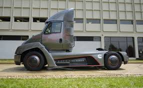 2018 tesla semi truck. brilliant truck cummins urban hauler tractor concept to 2018 tesla semi truck