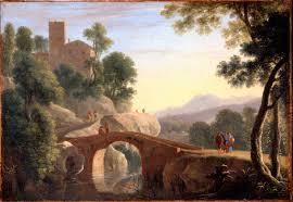 file van swanevelt herman italian landscape with bridge google art project