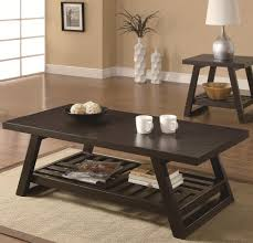 Industrial Fan Coffee Table Amazoncom Coaster Home Furnishings 701868 Casual Coffee Table